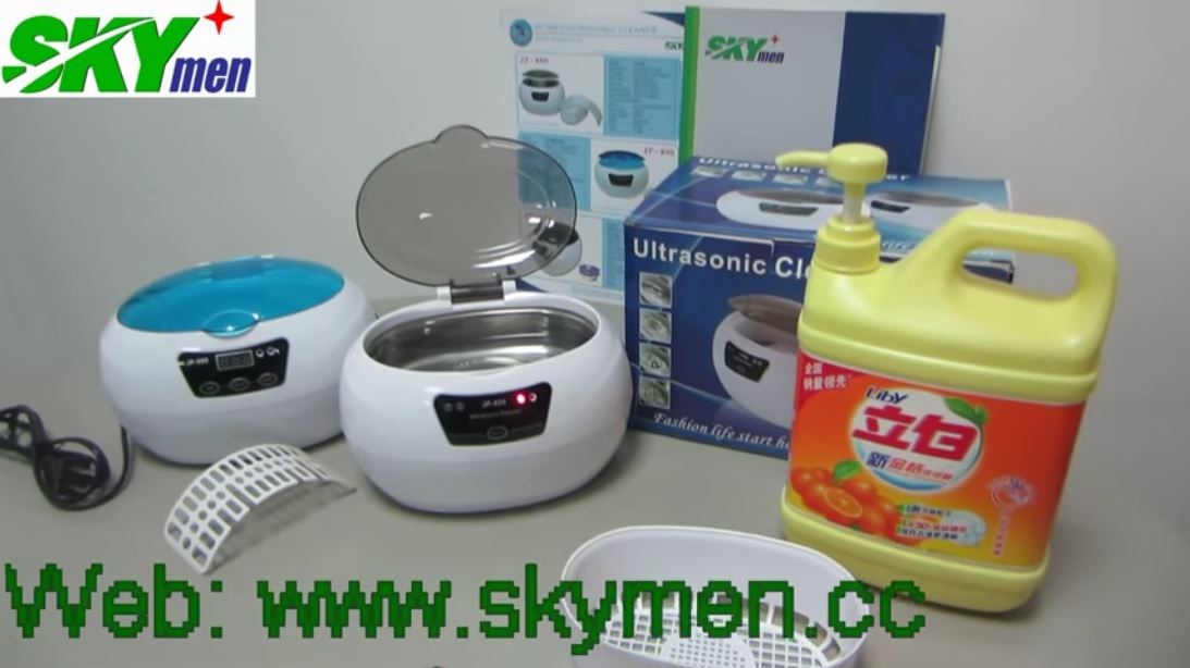 Skymen eyeglasses ultrasonic cleaner