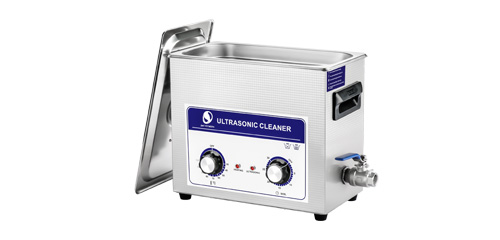 Clean UNITA brand 100 yuan of ultrasonic cleaning machine and a new member
